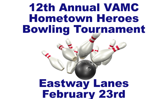 Hometown Hero's Bowling Tournament